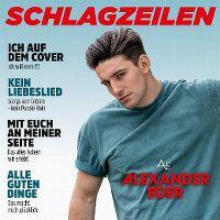 Cover Alexander Eder - Schlagzeilen