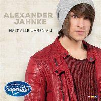 Cover Alexander Jahnke - Halt alle Uhren an
