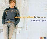 Cover Alexander Klaws - Not Like You