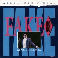 Cover Alexander O'Neal - Fake '88