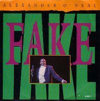 Cover Alexander O'Neal - Fake