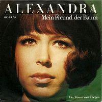 Cover Alexandra - Mein Freund, der Baum