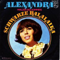 Cover Alexandra - Schwarze Balalaika