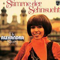 Cover Alexandra - Stimme der Sehnsucht - Die Alexandra Story