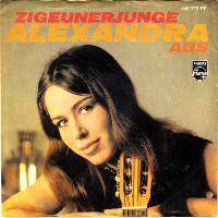 Cover Alexandra - Zigeunerjunge