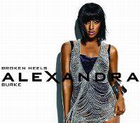 Cover Alexandra Burke - Broken Heels