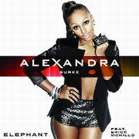 Cover Alexandra Burke feat. Erick Morillo - Elephant