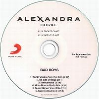 Cover Alexandra Burke feat. Flo Rida - Bad Boys