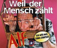 Cover Alf Poier - Weil der Mensch zählt