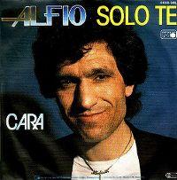 Cover Alfio - Solo te