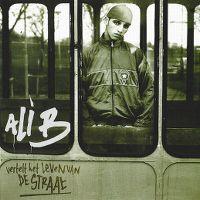 Cover Ali B - Vertelt het leven van de straat