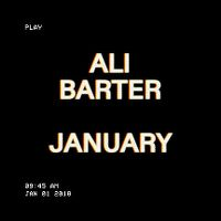 Cover Ali Barter - January