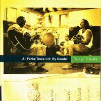 Cover Ali Farka Touré with Ry Cooder - Talking Timbuktu