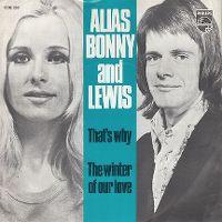 Cover Alias Bonny & Lewis - That's Why