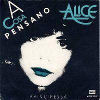 Cover Alice - A cosa pensano