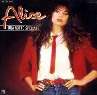 Cover Alice - Una notte speciale