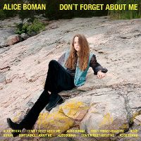 Cover Alice Boman - Don't Forget About Me