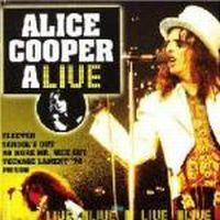 Cover Alice Cooper - Alive