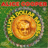Cover Alice Cooper - Billion Dollar Babies