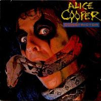 Cover Alice Cooper - Constrictor
