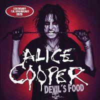 Cover Alice Cooper - Devil's Food