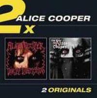 Cover Alice Cooper - Dirty Diamonds / The Eyes Of Alice Cooper