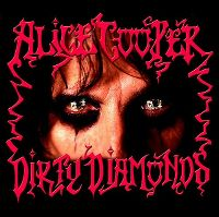 Cover Alice Cooper - Dirty Diamonds