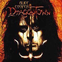 Cover Alice Cooper - Dragontown