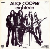Cover Alice Cooper - Eighteen