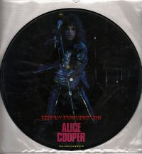 Cover Alice Cooper - Feed My Frankenstein
