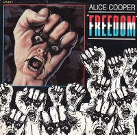 Cover Alice Cooper - Freedom