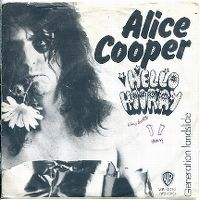 Cover Alice Cooper - Hello Hurray
