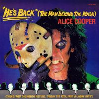 Cover Alice Cooper - He's Back (The Man Behind The Mask)