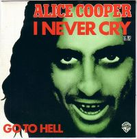 Cover Alice Cooper - I Never Cry