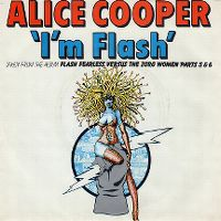 Cover Alice Cooper - I'm Flash