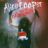 Cover Alice Cooper - Live At Cabo Wabo 96
