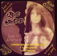 Cover Alice Cooper - Lost In America