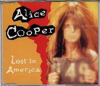 Cover Alice Cooper - Lost In America