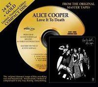 Cover Alice Cooper - Love It To Death