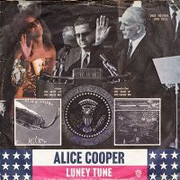 Cover Alice Cooper - Luney Tune