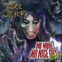 Cover Alice Cooper - No More Mr Nice Guy Live!