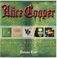 Cover Alice Cooper - Original Album Series - Volume Two
