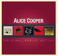 Cover Alice Cooper - Original Album Series