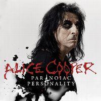 Cover Alice Cooper - Paranoiac Personality