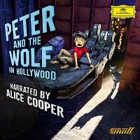 Cover Alice Cooper - Peter And The Wolf In Hollywood