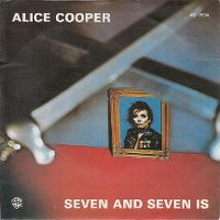 Cover Alice Cooper - Seven And Seven Is...