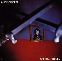 Cover Alice Cooper - Special Forces