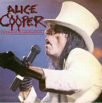 Cover Alice Cooper - Teenage Frankenstein