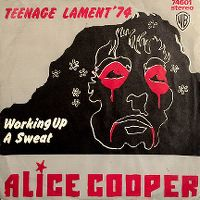 Cover Alice Cooper - Teenage Lament '74