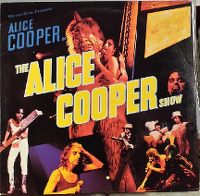Cover Alice Cooper - The Alice Cooper Show (Live 77)